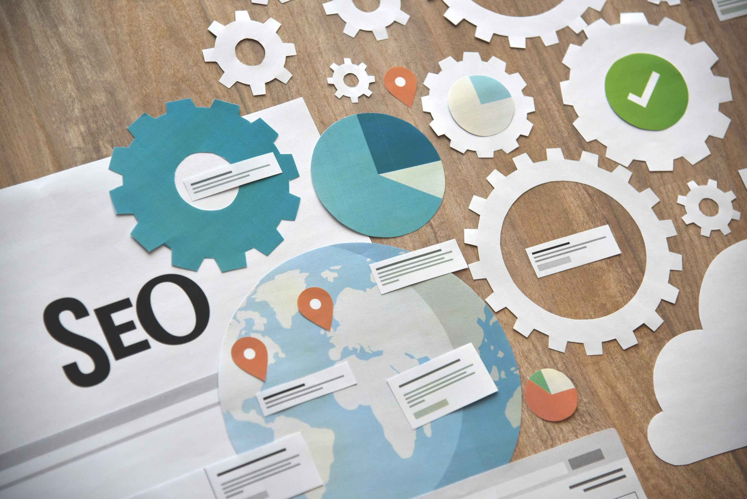 Five things I learned about SEO (and using it for real estate investing) today.