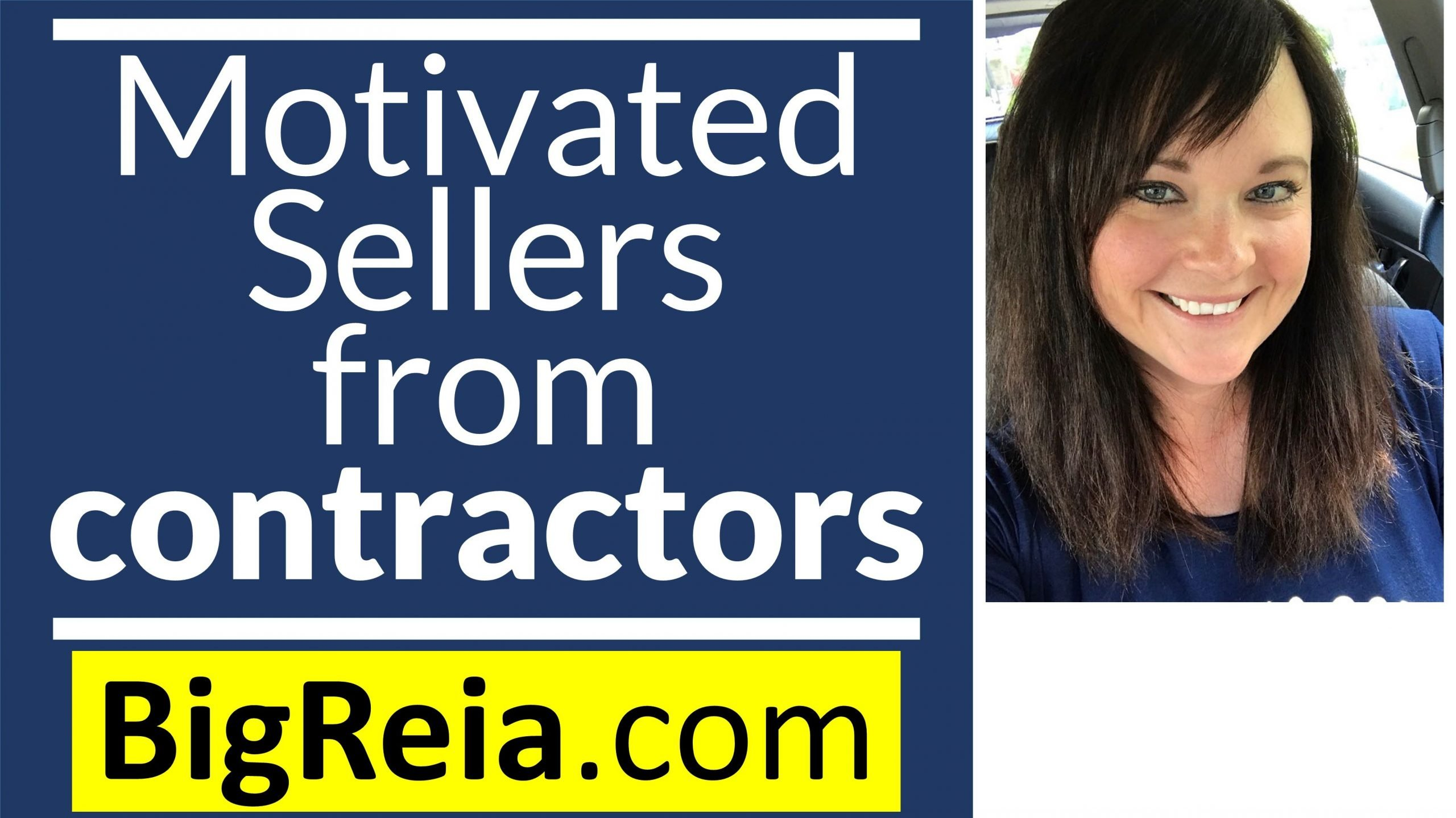 How to get motivated sellers from contractors, trucker makes extra $2,000/week