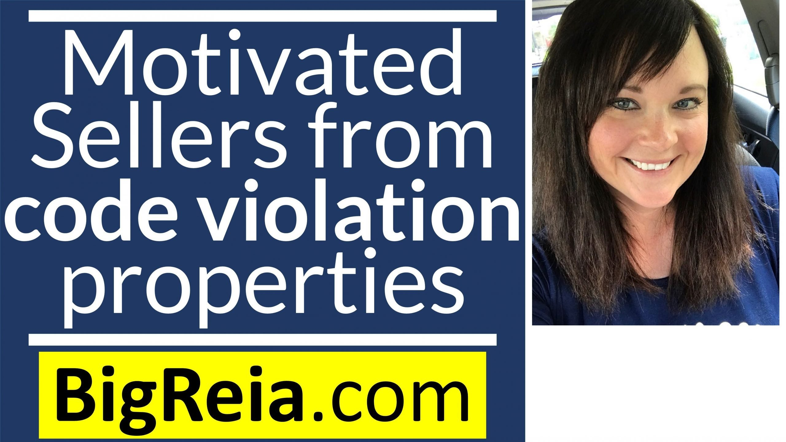 How to find motivated seller leads from code violation properties, here are 19 ways.