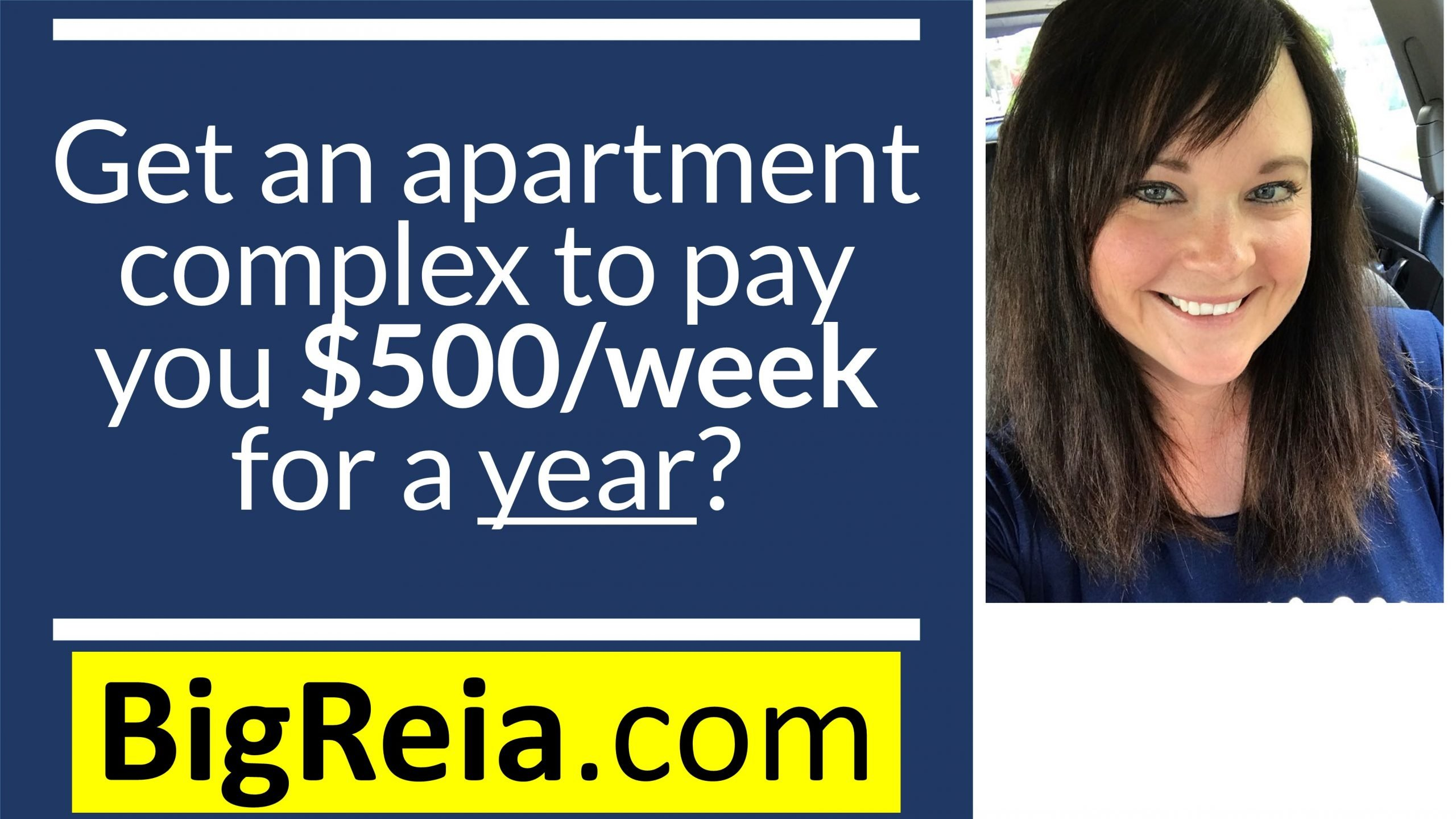 """Apartment complex is paying me $500/week for a year, and I never left my house!"" Quarantine money from home."
