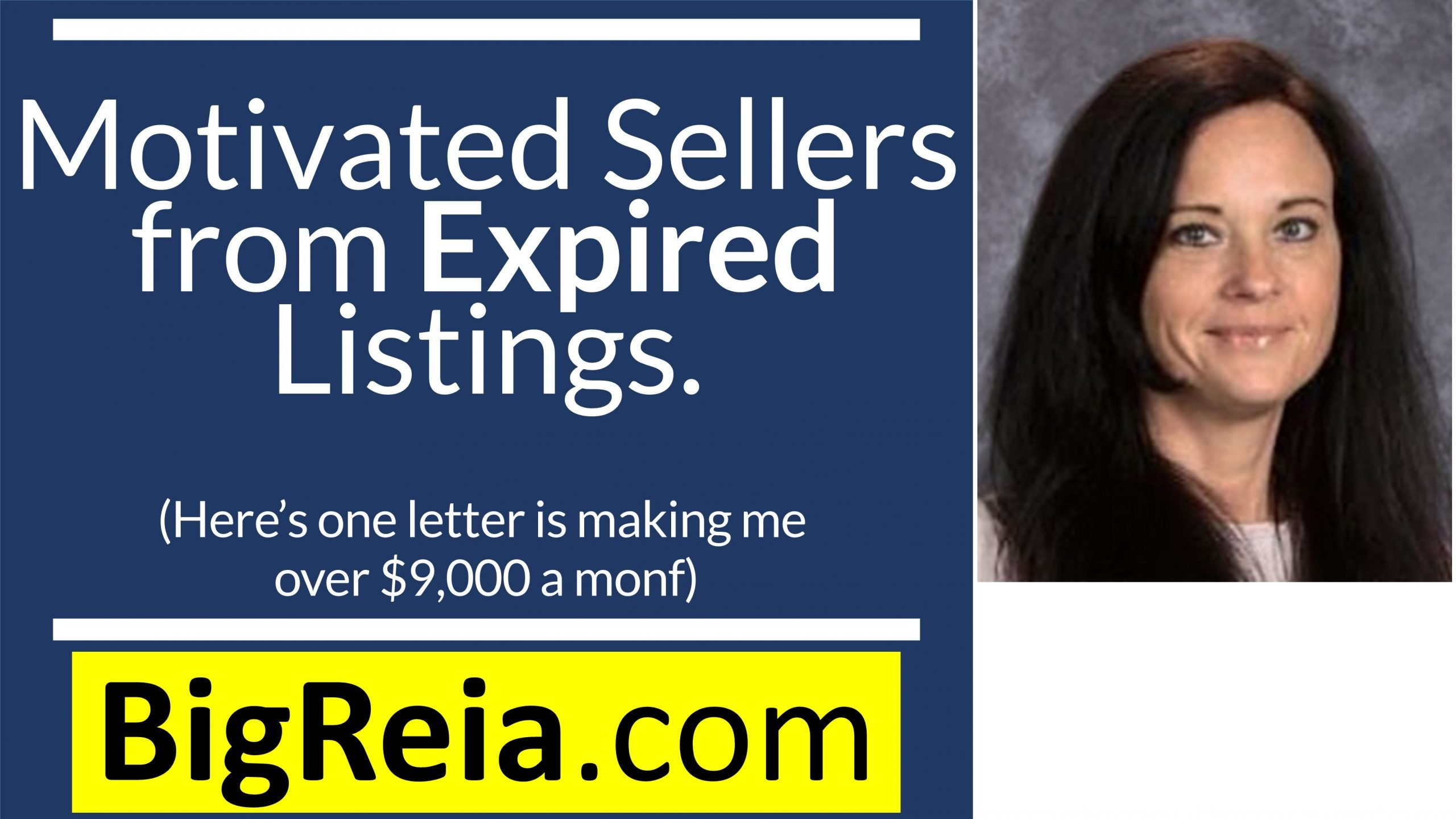 How to find FREE motivated seller leads from expired listings, this ONE letter is making 9k/month… and I'm not even mailing it LOL.