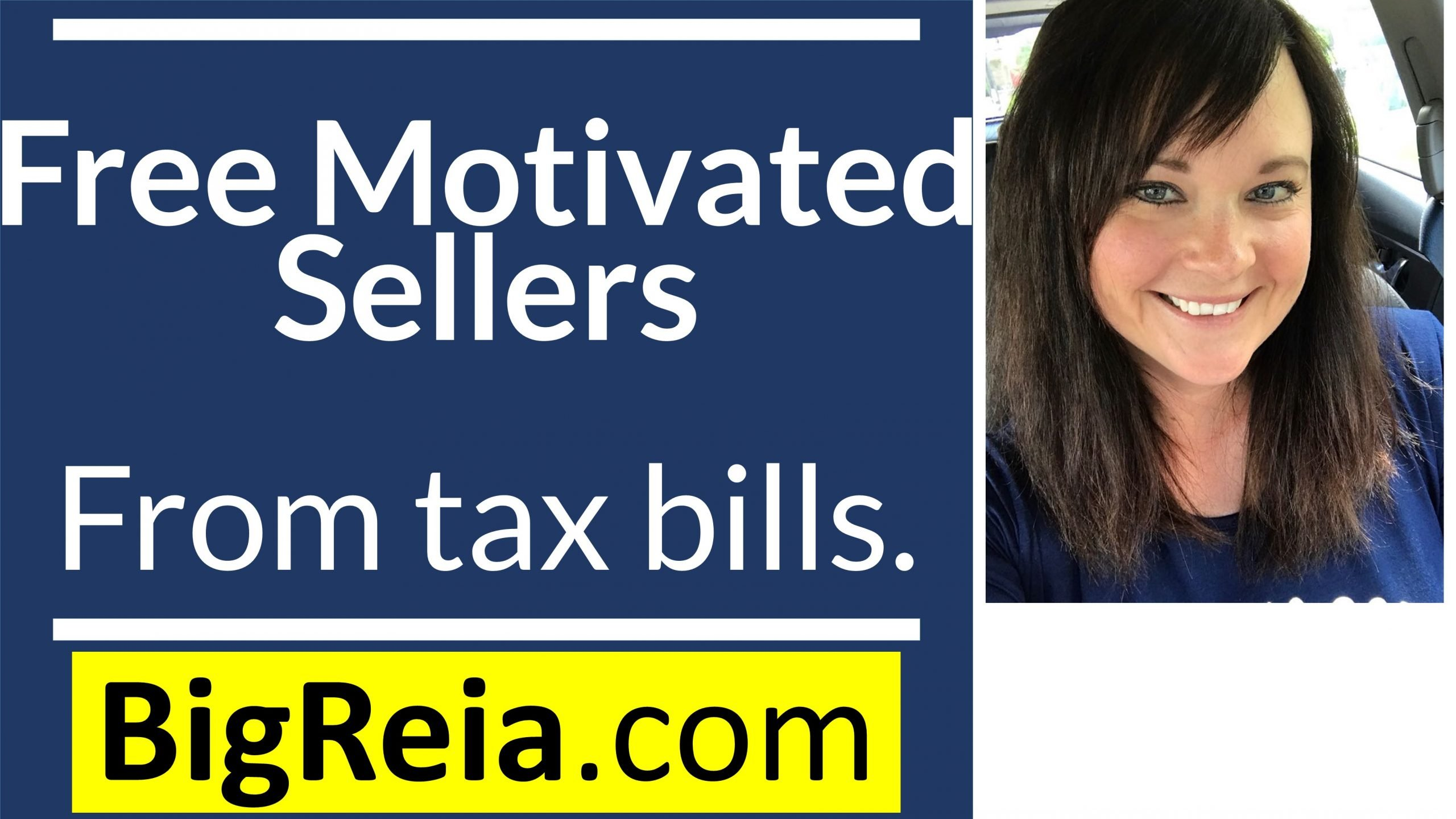 How to get free motivated seller leads from rising property tax bills, one deal made me over 23k.