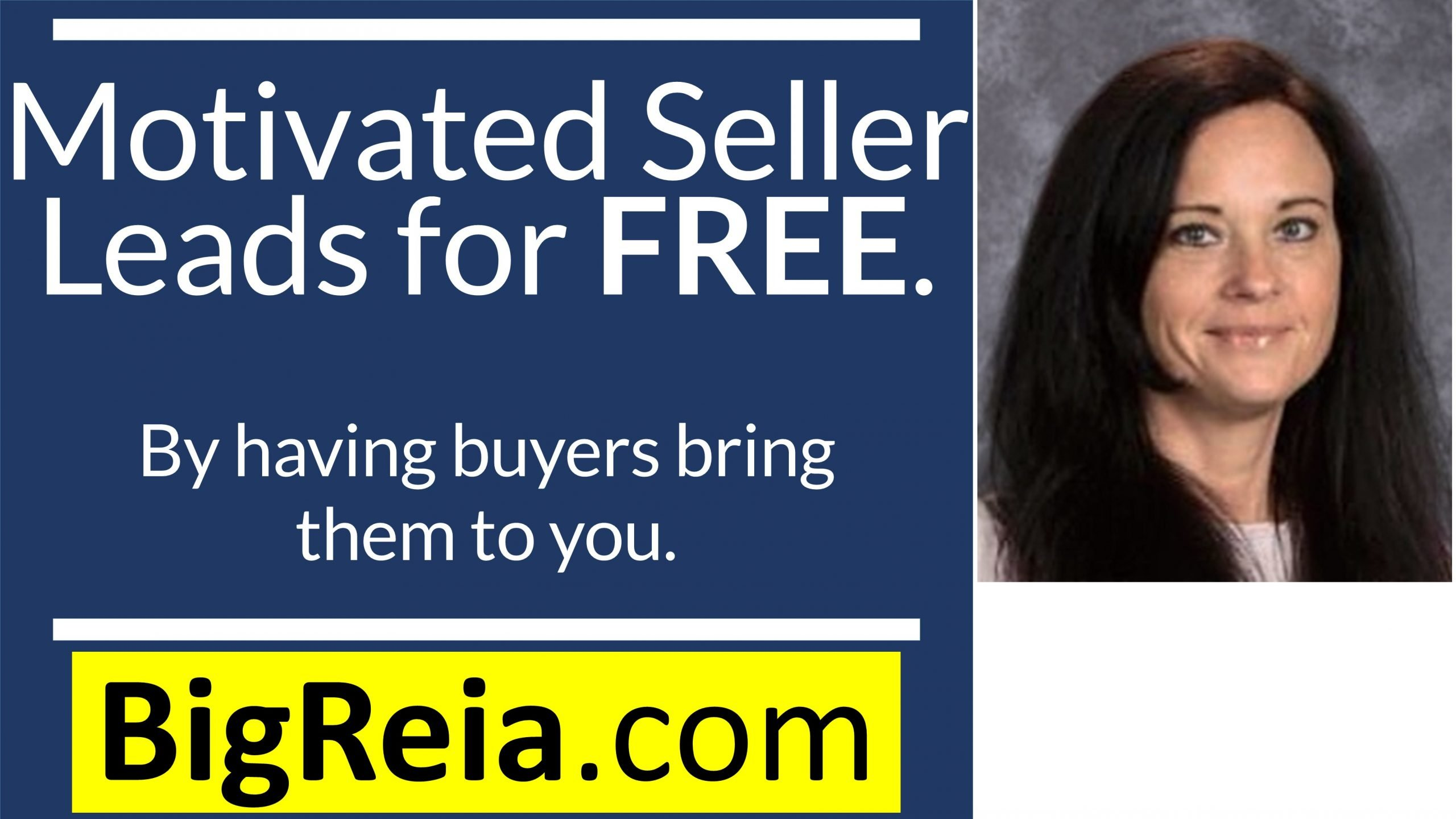 Get motivated seller leads for FREE from buyers finding and bringing them to you, make $270 per call?