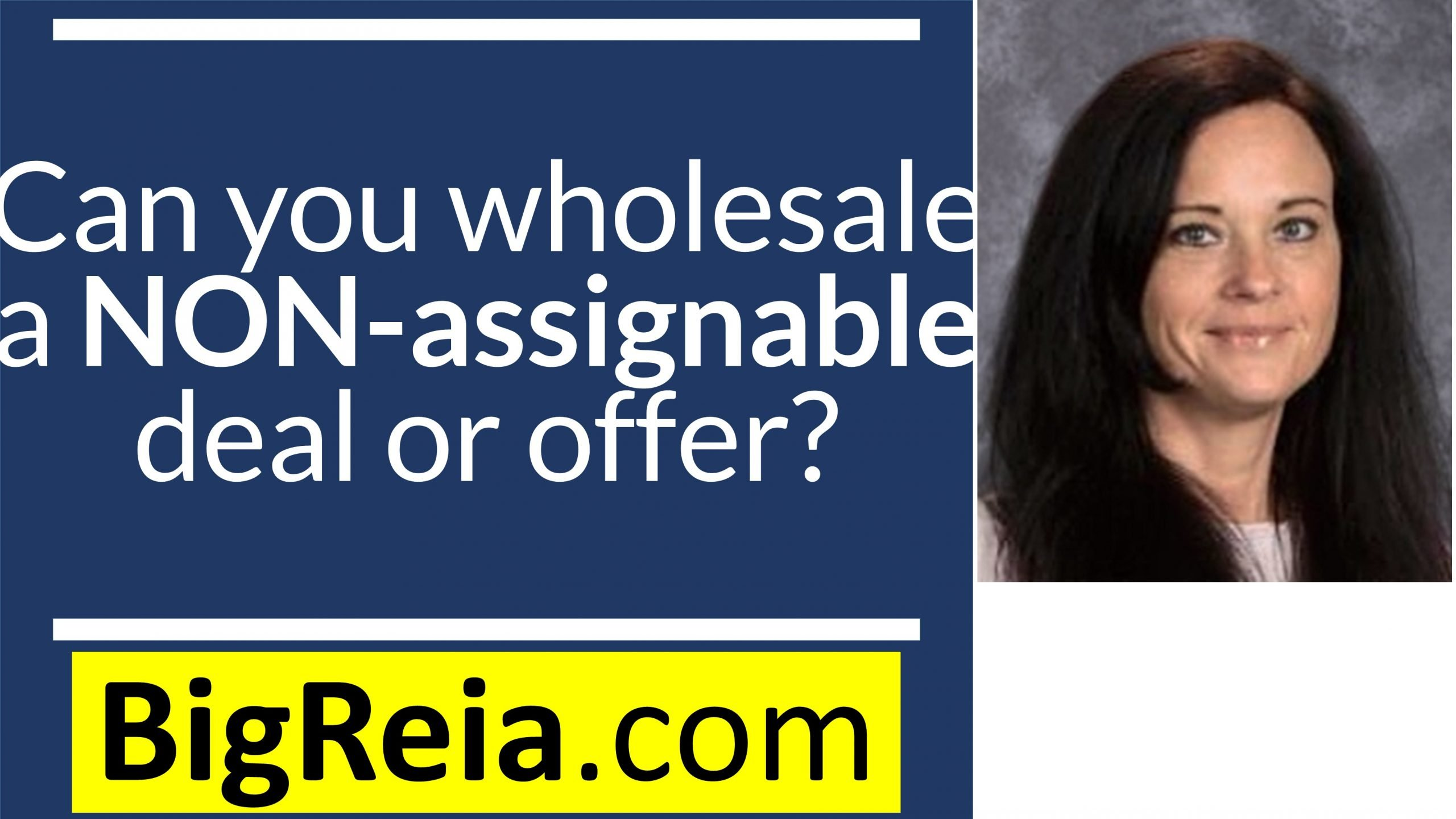 How can I assign deals that are NON-assignable? Investors CAN do the impossible flips?