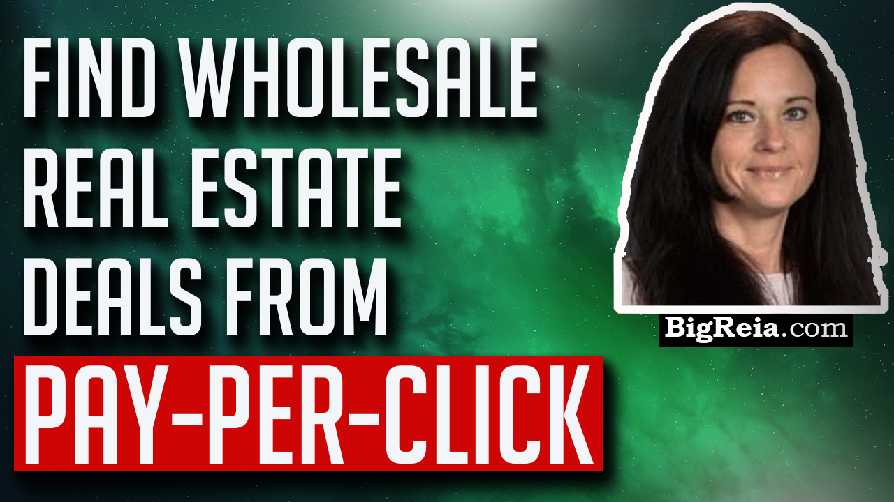 Finding wholesale real estate deals in Indiana with pay per click marketing, the basics of PPC.