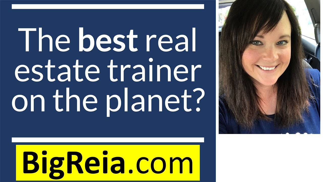 Who is the BEST real estate investing trainer? How did you learn to make six figures a month Anna?