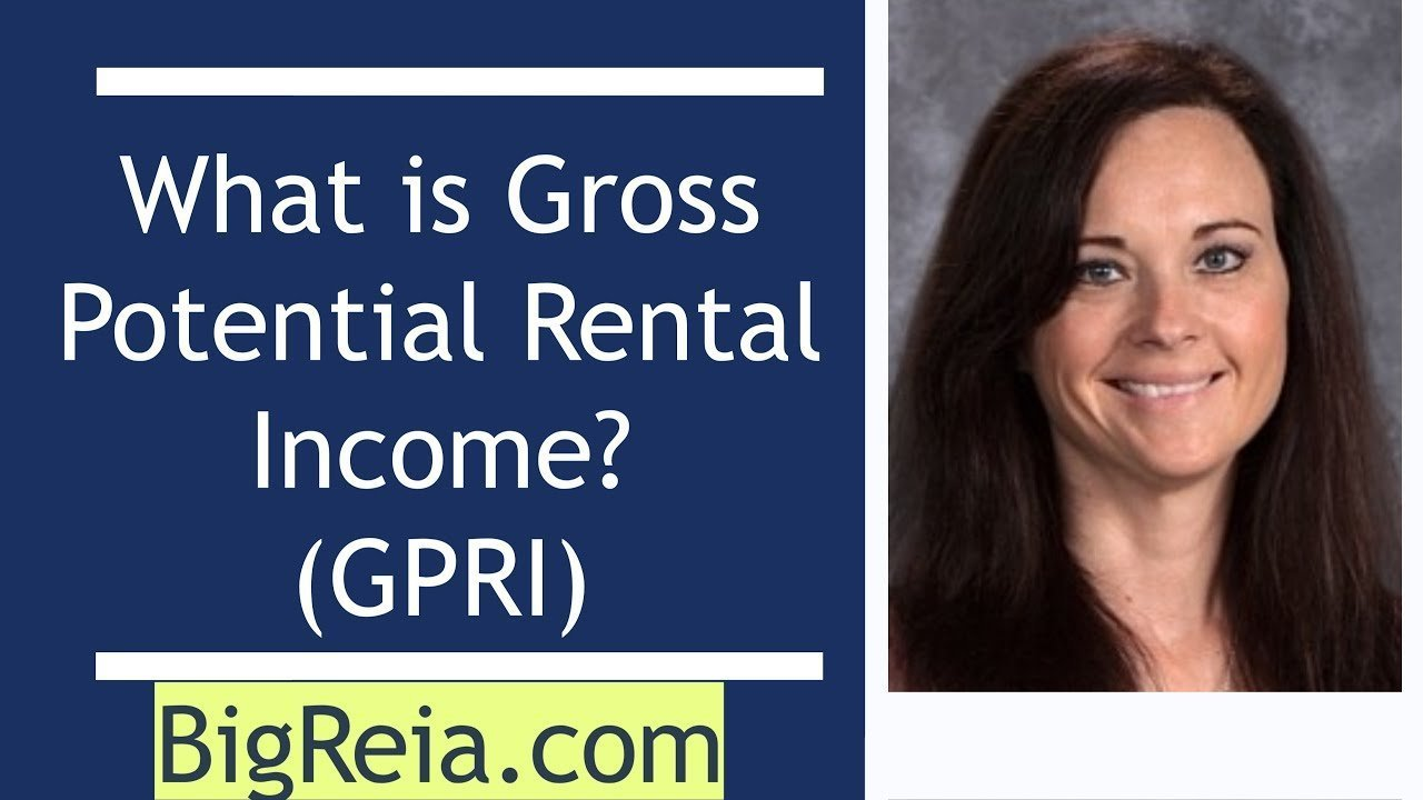 What is Gross Potential Rental Income (GPRI) for real estate investors?