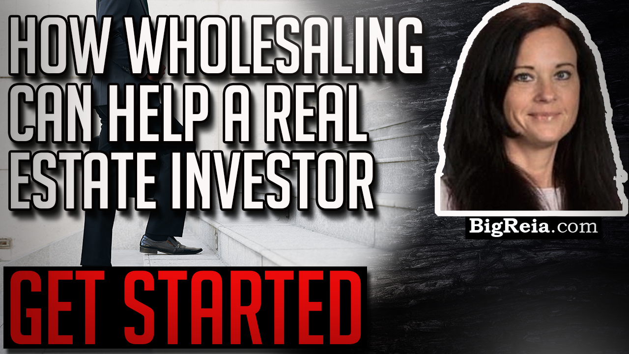 How wholesaling can help a real estate investor get started with Indiana real estate.