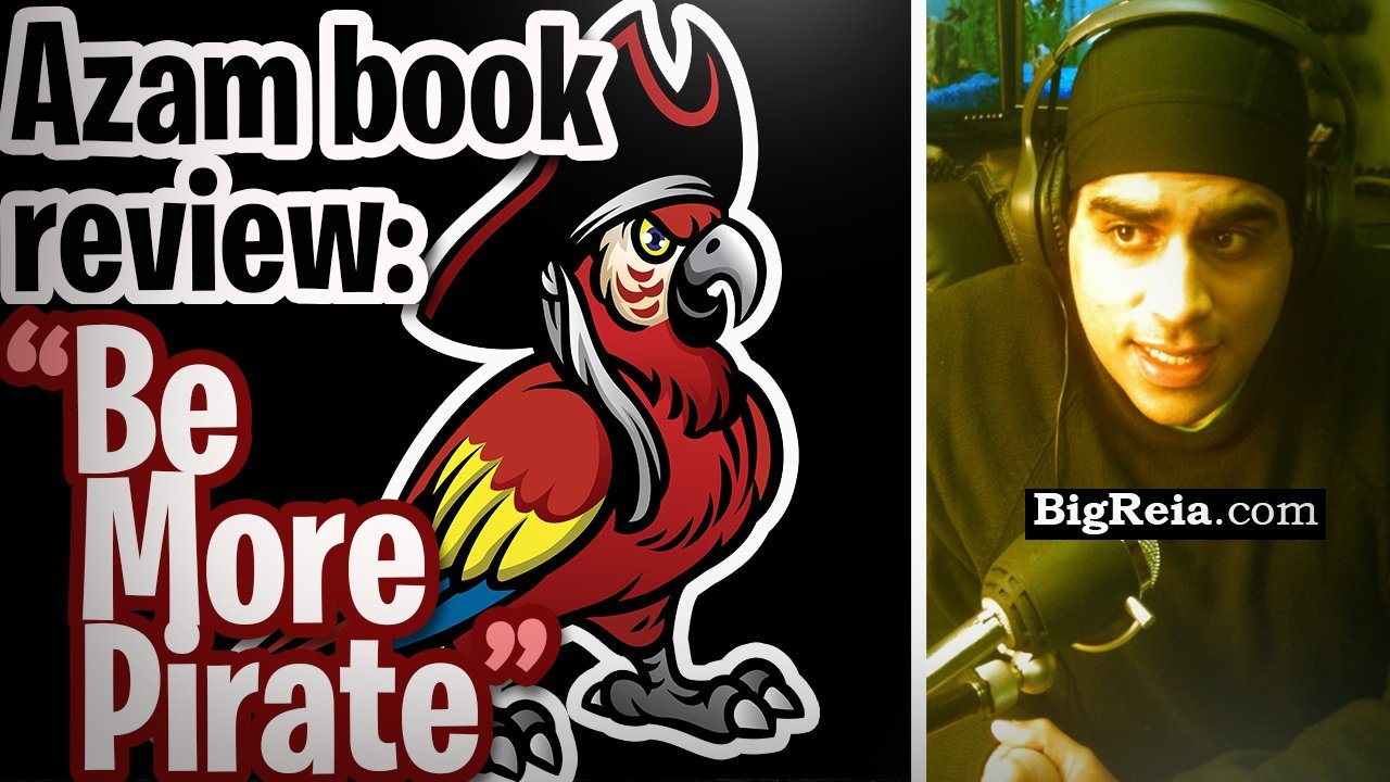 "Azam book review: ""Be More Pirate"" and what real estate investors can learn from pirates."