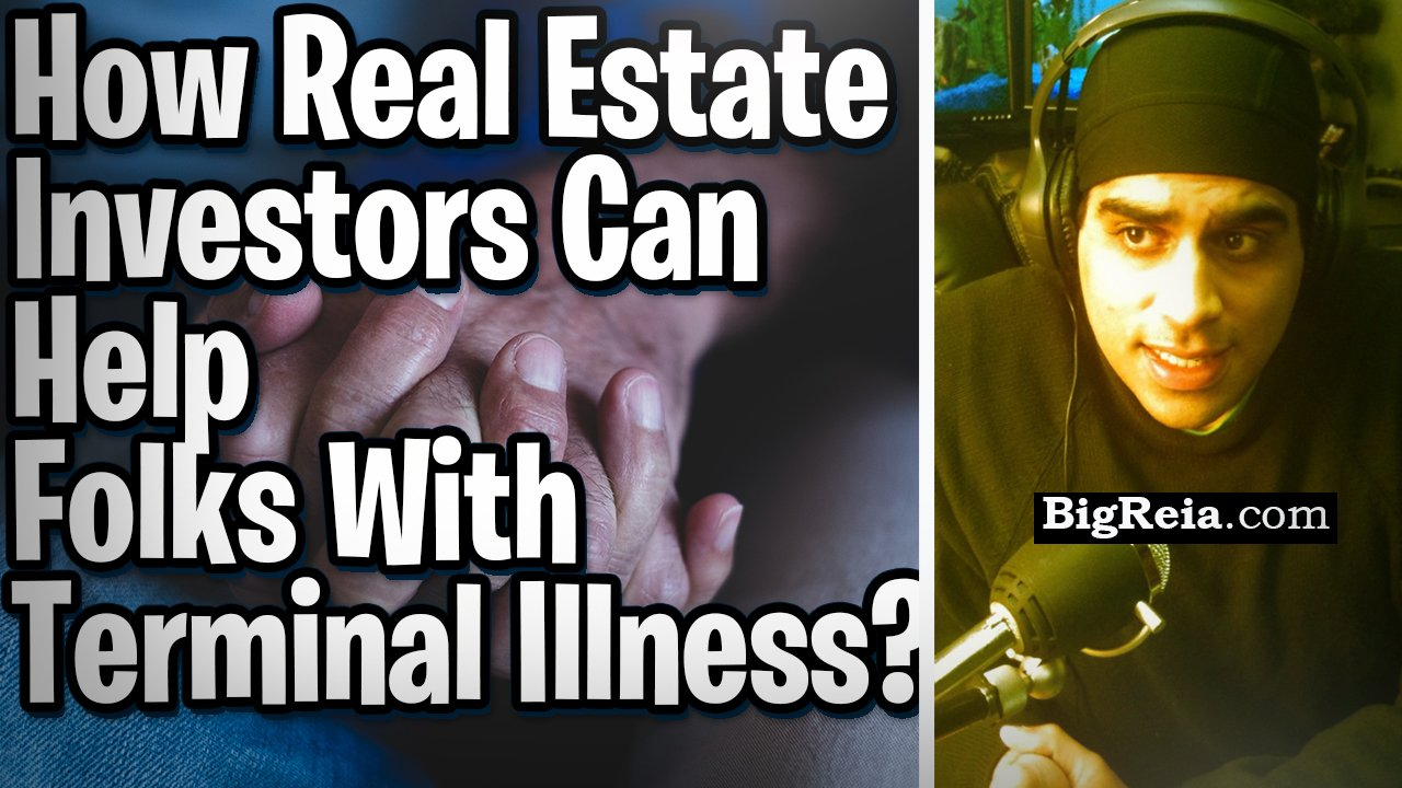 How real estate investors can change the world by helping people with terminal illness, be a HERO.