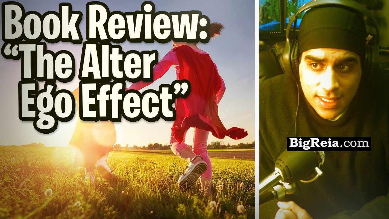 Book review: The Alter Ego Effect – book reviews for real estate investors and business building.