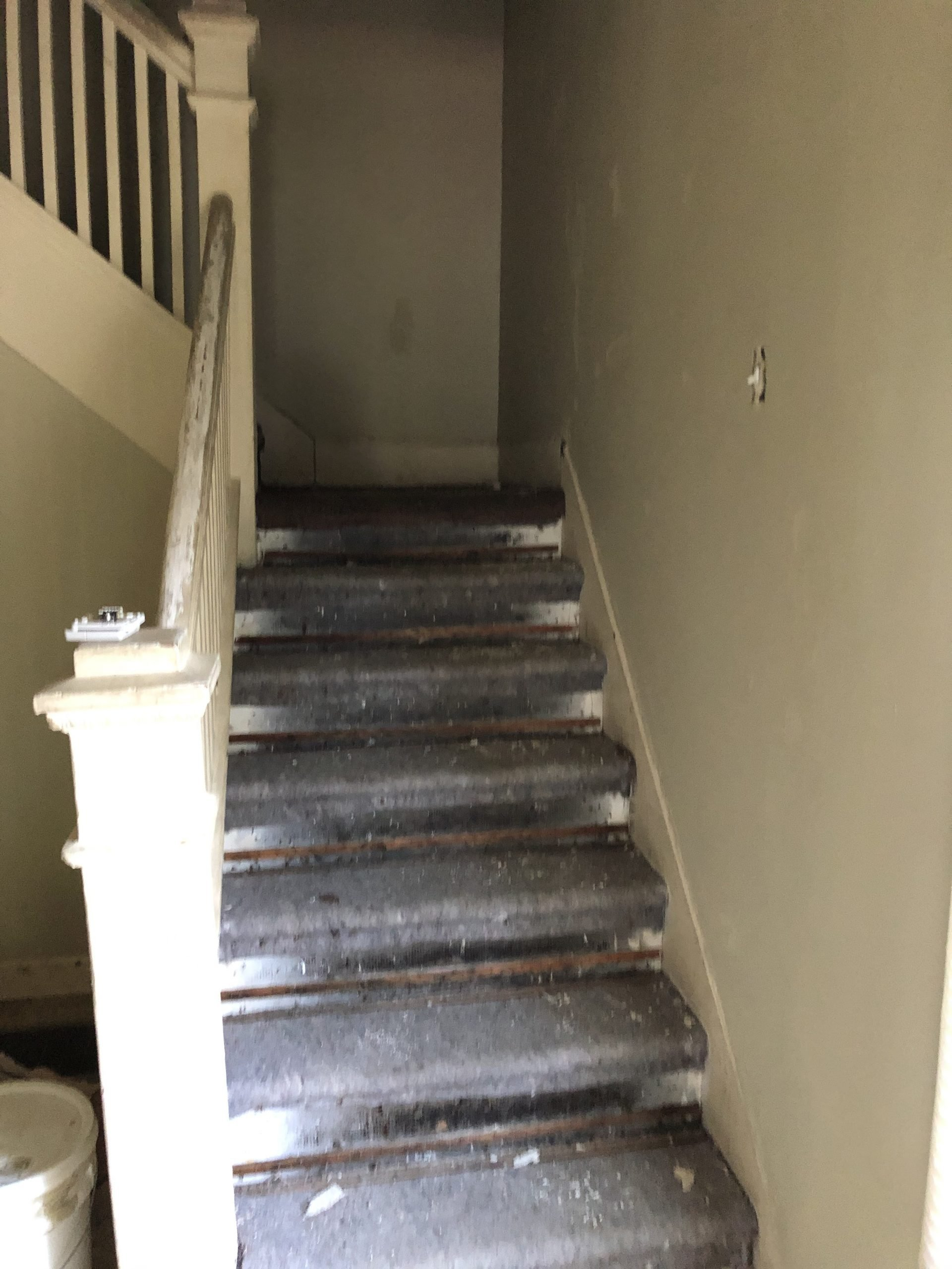 Indy duplex rehab stairs