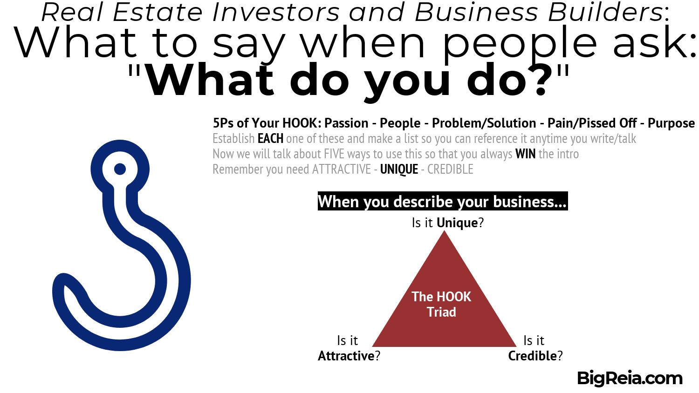 The Hook Triad explained - BigReia.com