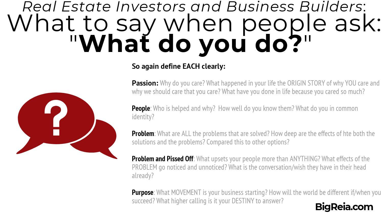 The 5Ps of creating your Hook - BigReia.com