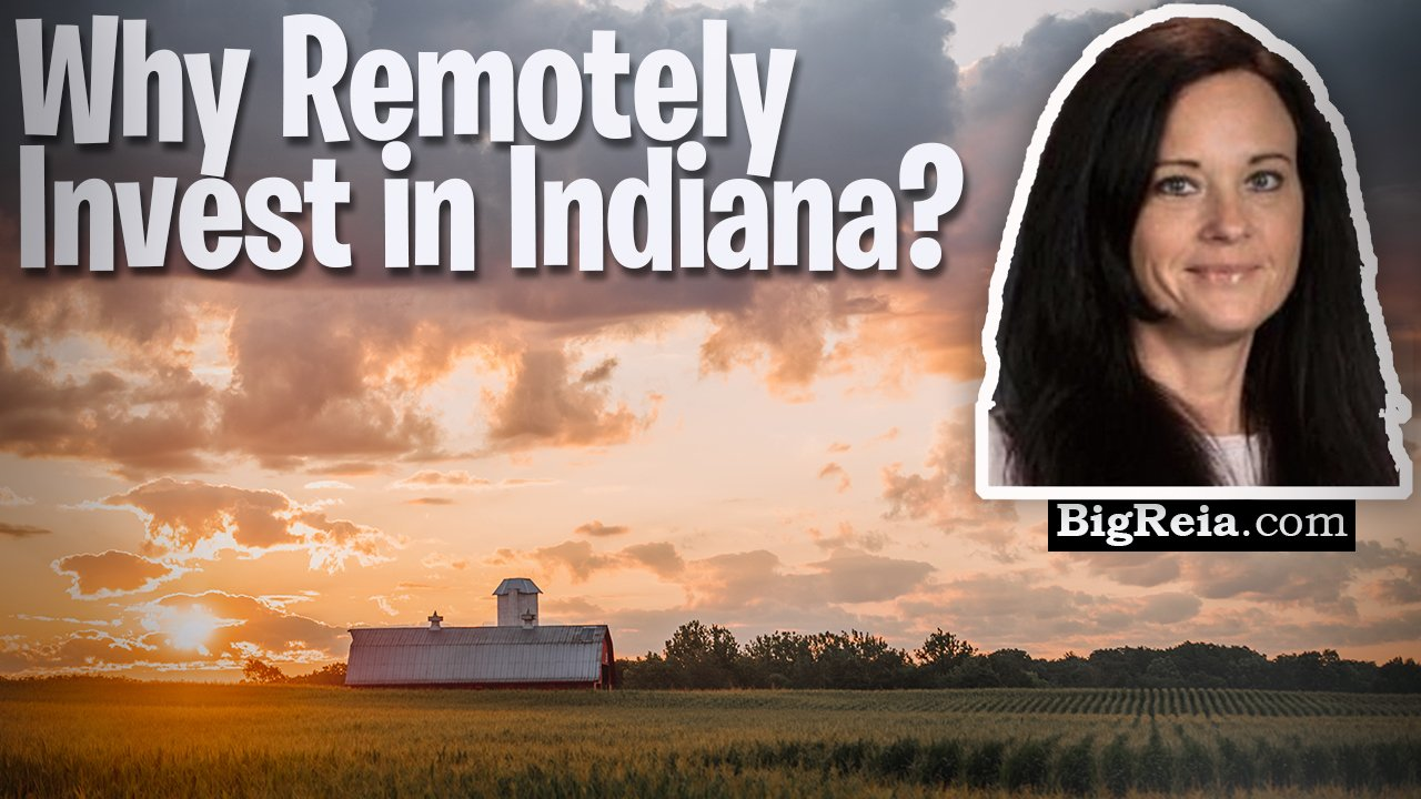 Remote investing in Indiana real estate, why out of state investors are investing in the Indy market