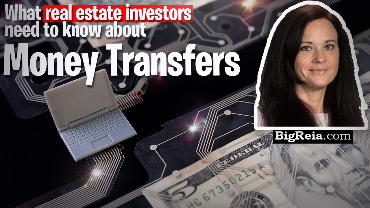 What real estate investors need to know about remote closings, wiring money, title company funding?